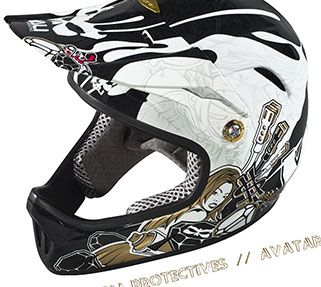 Casque intégral Kali Protectives Avatar