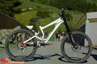 Labyrinth Bikes Minautor