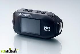 Test caméra Drift Ghost HD