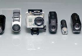 Comparatif caméras embarquées 2012 : Introduction