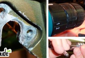 Réparation d'un filetage foiré