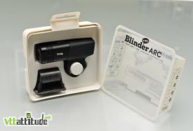 Test lampe Knog Blinder Arc 5.5