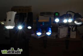 Comparatif lampes VTT : résultats