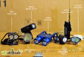 Comparatif lampes VTT : intro