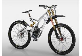 5 bikes de DH de legende 2/2