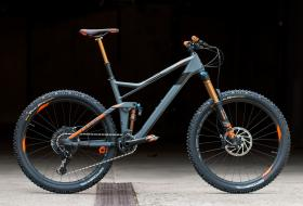 New bike day : Cube Stereo 140