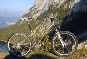 Vilvy Cycles, titane Haut-Savoyard