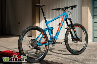 Bikecheck Cube Stereo 160 HPA