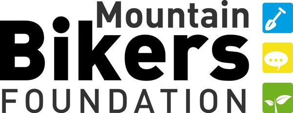 Le nouveau logo de la Mountain Bikers Foundation