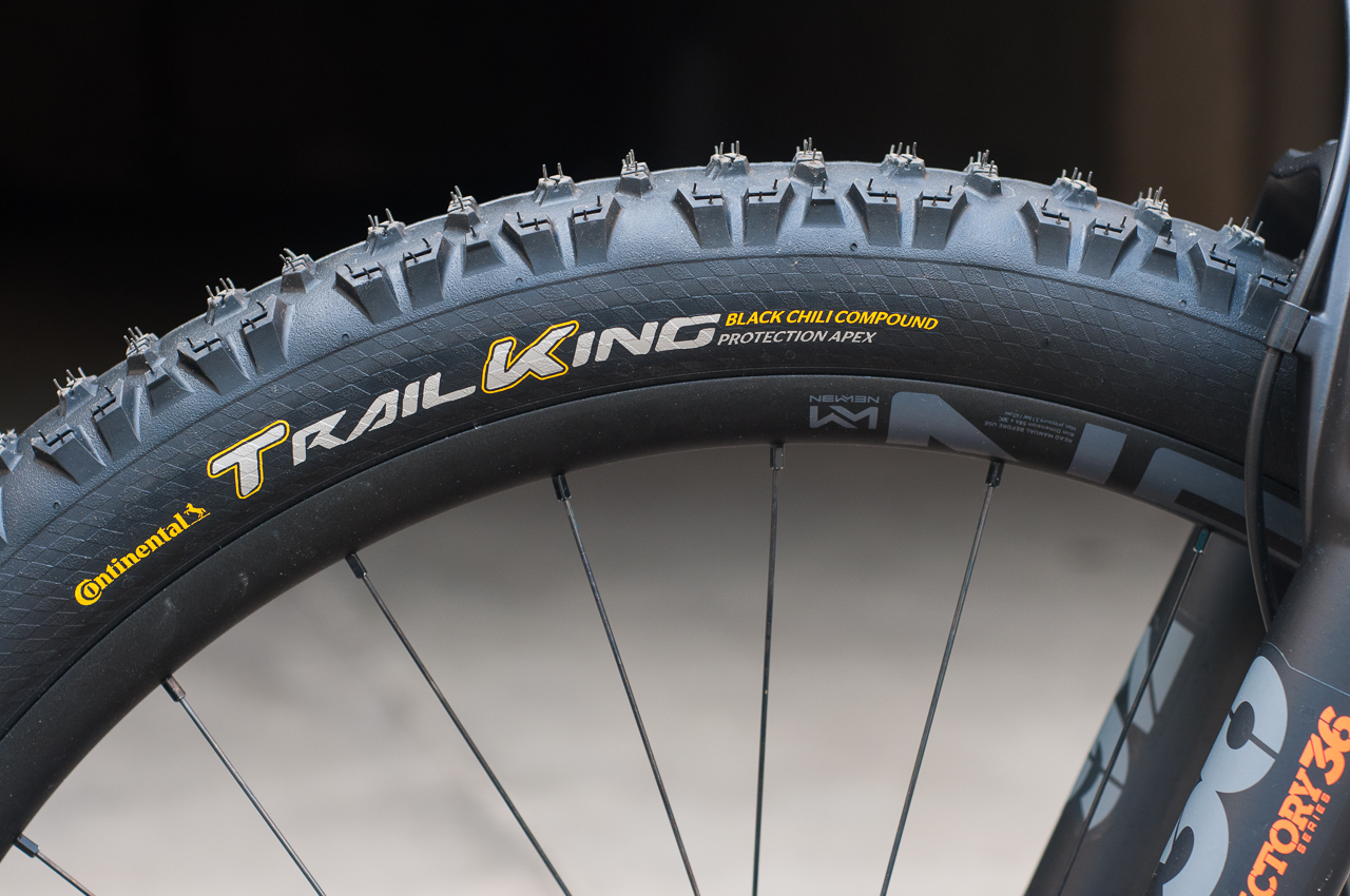 Continental Trailking