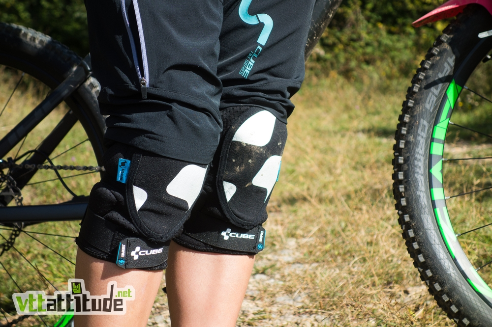 Genouillère Cube Kneepad Action Team