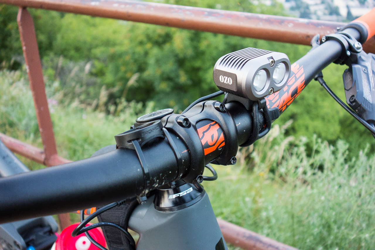 Lampes OZO Electric 1000 et 2000 lumens
