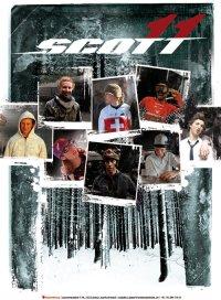 Le team Scott 11 au complet en 2010