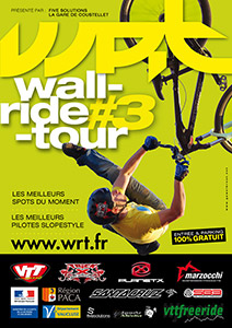 Affiche Wall Ride Tour 2009