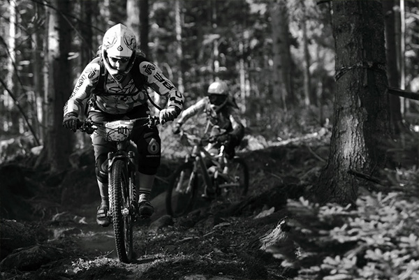 Elsass Bluegrass Enduro Tour 2012 à Dabo