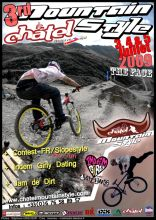 Affiche du Chatel Mountain Style Contest 2009