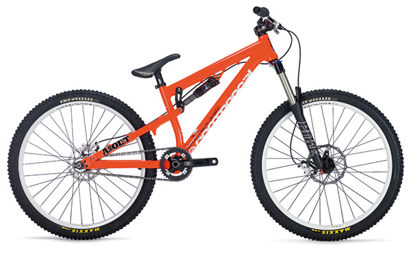 Commencal Absolut SX 2010