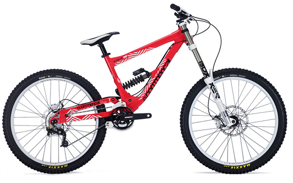 Commencal Supreme DH 2010