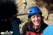 Brendon Semenuk peut avoir le sourrire, comme la semaine dernière à châtel, il remporte le contest et le best trick