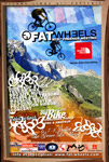 Affiche Fat Wheels 2007
