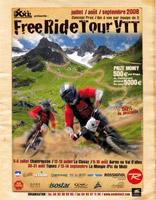 Free Ride Tour 2008
