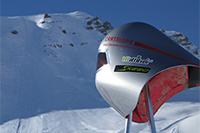 Jérôme Cantalupo, ski de vitesse