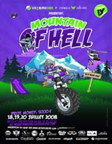Mountain of Hell 2008