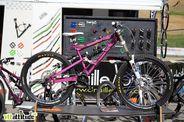 Nicolai Ion 20 par Draille bike, un des vélos de rêve présenté sur le salon