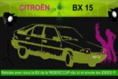 RiderZ Cup 2009 BX Disco