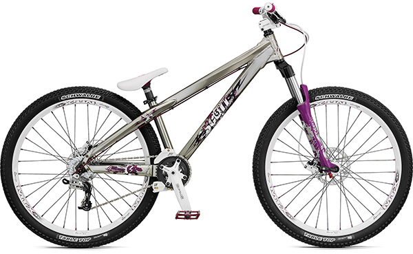 Scott Voltage YZ 2010, dirt / street en alu