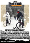Affiche Snowbike 2007