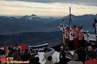 Championnats de France de Snowscoot 2009 au Collet d'Allevard