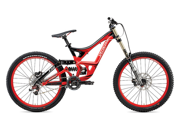 Specialized Demo II 2010, le bike de Sam Hill