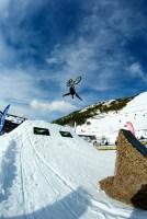VTT slopestyle au Winter FISE de Peyragudes