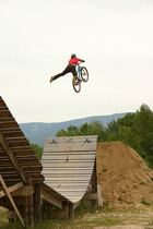 Yannick Granieri, Wall Ride Tour 2008