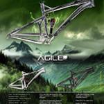 L'Agile est dispo chez Labyrinth Bikes