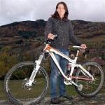 Anne-Caro roulera Trek / Marzo pour la méga