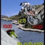 Ca roule déjà à l'Alpe d'Huez