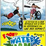 Waterjump au Lac des Sapins