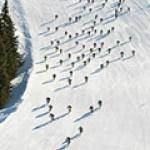 Razor Snowbike 2012