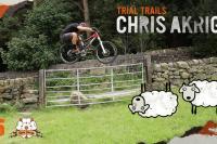 Une nouvelle vidéo de Chris Akrigg