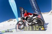 Nouveau record de vitesse pour Eric Barone