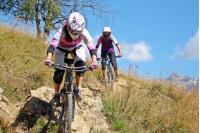 Du VTT pour les filles aux 2 Alpes