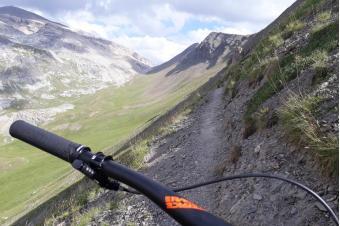 Courses VTT dans les Hautes-Alpes