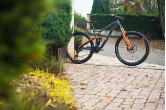 Nouveau bike : Cube Stereo 150