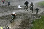 Championnat de France de VTT 4X 2009, Oz en Oisans.