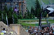 Thomas Cauquil gagne le slopestyle du FISE Expérience d'Avoriaz.