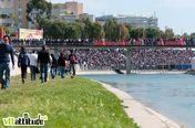 En plein centre de Montpellier, le Festival International des Sports Extrêmes rassemble près de 120 000 spectateurs en 4 jours !