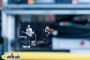 Un bon concert de rock en soirée par The Elderberries, ça manquait clairement de public mais pas de talent !