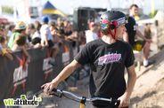 Loris Vincent, finale du Wall Ride Tour #4 au Roc d'Azur 2010.
